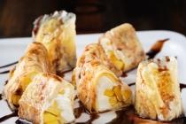 Десерт Сливочное манго